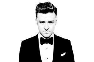 Justin Timberlake makes his comeback