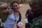Shannon in Malawi