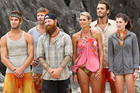 Survivor Caramoan - Ep 6 Operation Thunder Dome - only on FOUR