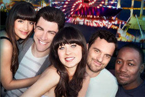 New Girl Gets Renewed for 3rd Season