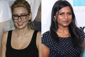 Liz Meriwether and Mindy Kaling make our list for International Women's Day
