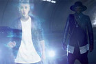 Justin Bieber features in new will.i.am song