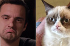 Jake Johnson Imitates Popular Internet Memes