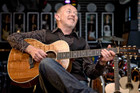 Dave Dobbyn plays shows for Music Month 2013
