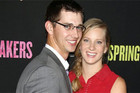 Heather Morris is expecting her first baby