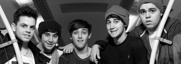 The Janoskians at the Powerstation