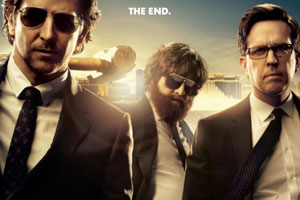 Win a double pass to the Hangover 3