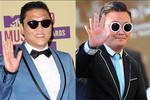 Fake Psy at Cannes