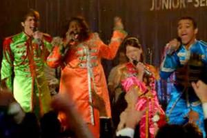 Glee Beatles Tribute Episode