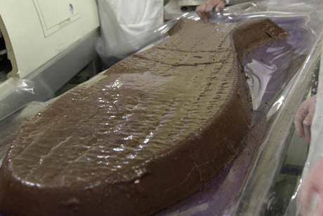 Cadbury Dream Factory Giant Chocolate Fish