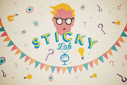STICKY LAB WEBCOMP