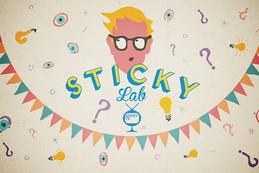 STICKY LAB WEBCOM