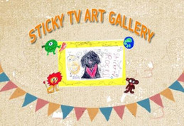 STICKY TV ART GALLERY