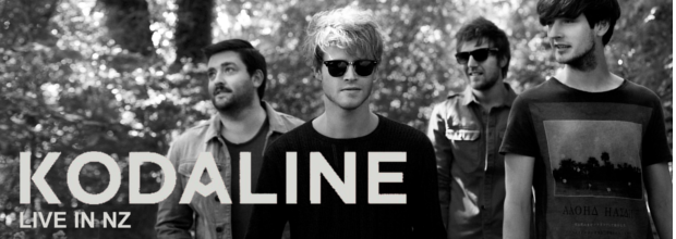 Kodaline - Live in New Zealand
