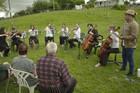 Cadbury Dream Factory Paddock Orchestra
