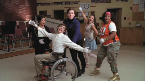 The first members of New Directions