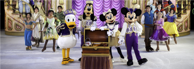 Disney On Ice presents: Treasure Trove