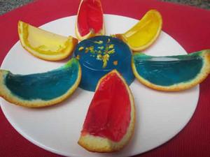 Jelly Oranges