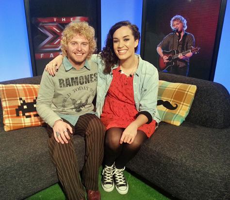 Kanoa interviews Tom Bacthelor from X-Factor NZ