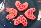Sticky Sweet Hearts