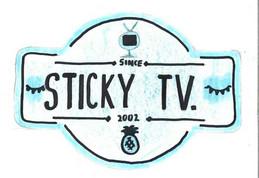 STICKY TV ART GALLERY