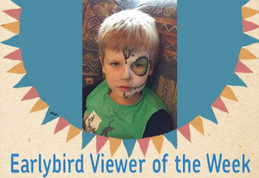 STICKY TV EarlyBird Viewer of the week