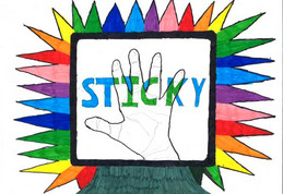 Design a new Sticky TV logo entries!