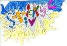 RUNNER UP entries for 'Design a new Sticky TV logo'