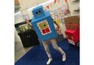 Cardboard Robot!