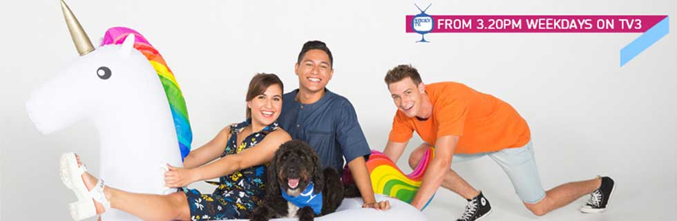 Sticky TV is a Kids TV show on TV3! Get recipes, activities and chat to our awesome presenters